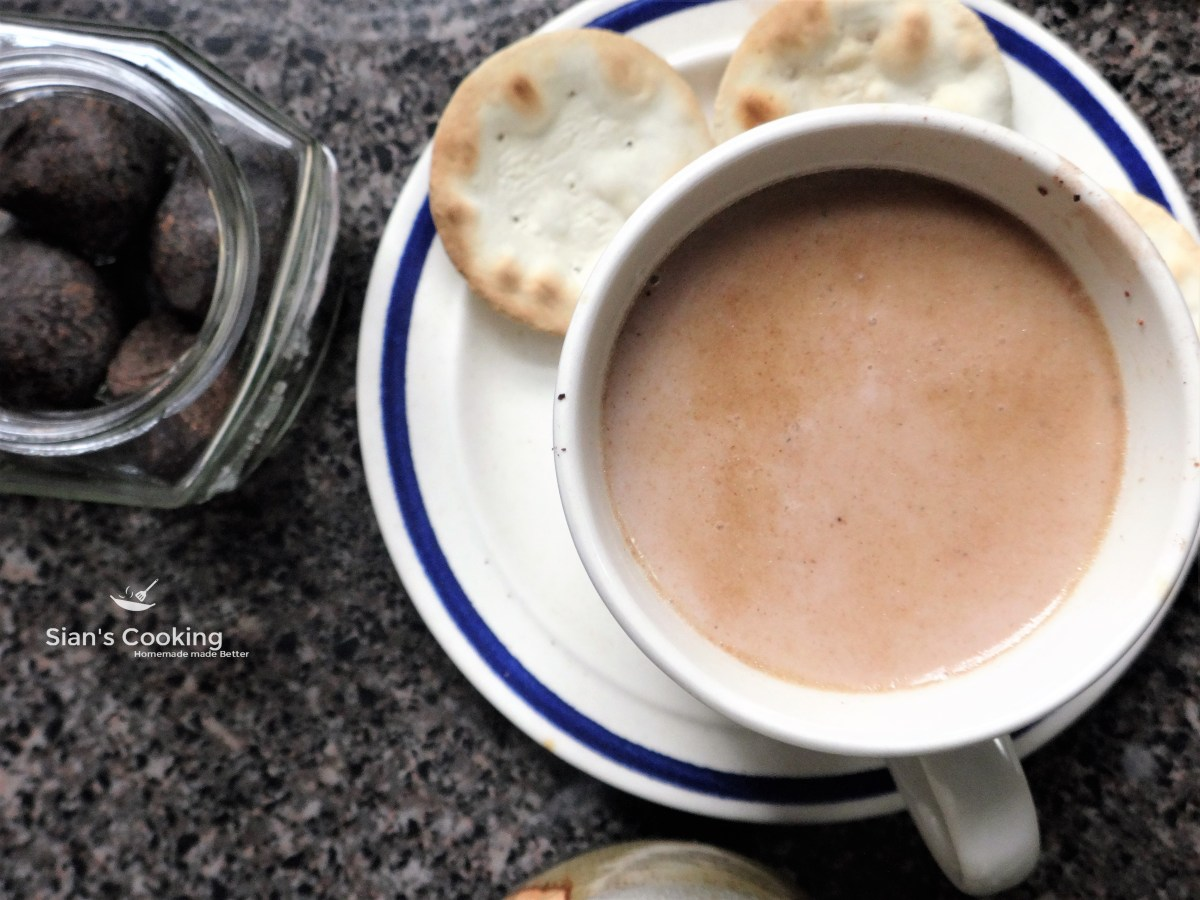 Jamaican Hot Chocolate Tea) Recipe