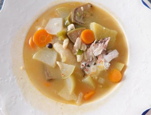 Jamaican Fish Soup