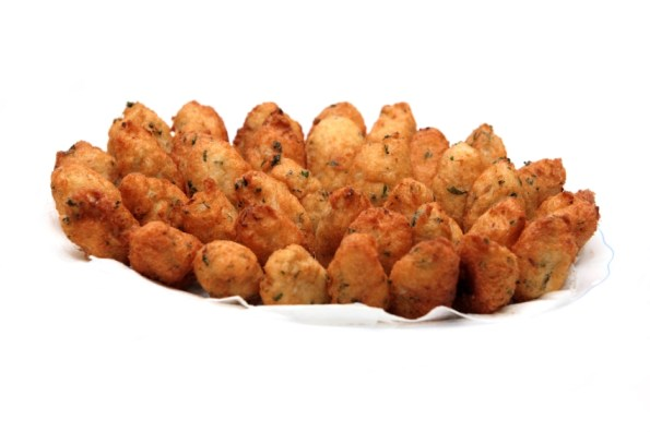 lg party platters Fritters