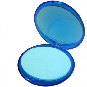 Compact soap - Blueberry colour and scent