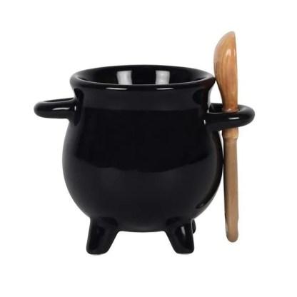 cauldron egg cup back