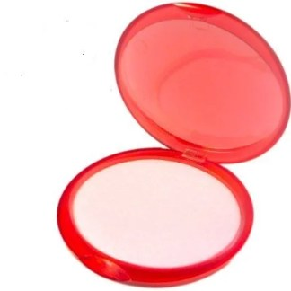 Compact soap - rose colour and scent