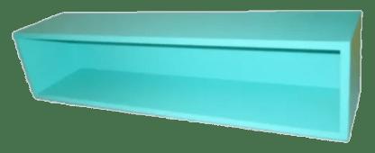 Tetromino I shape classic light blue