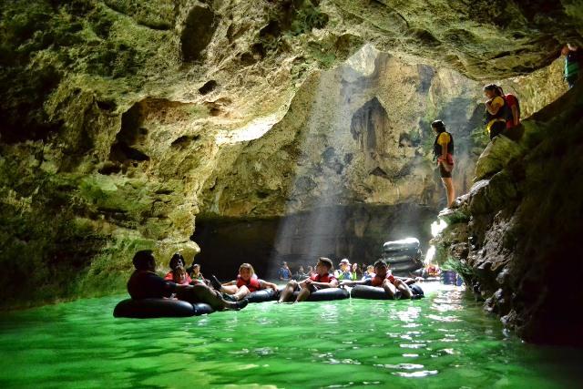 Serunya Aktivitas Cave Tubing Goa Pindul Jogja