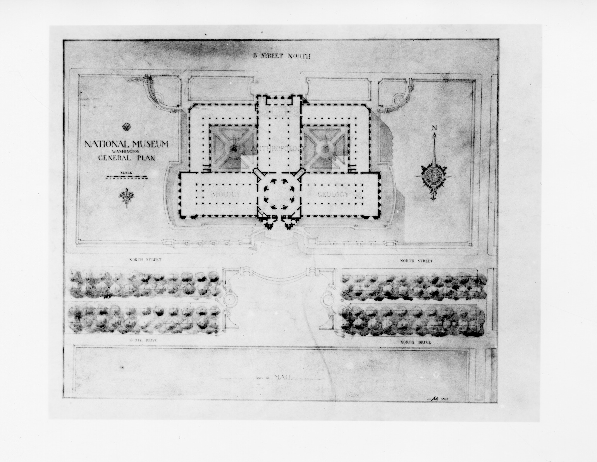 The Birth Of A Building: Constructing The United States
