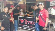 Toyota Kijang Club Indonesia Pariaman Santuni Kaum Dhuafa dengan Sembako