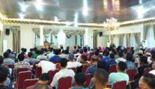 Berkah Ramadan, 230 orang Petugas Kebersihan Pariaman Terima Zakat