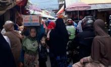 H-4 Lebaran, Pasar Raya Padang Disesaki Pengunjung