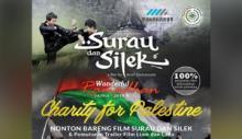 Yuk Nobar Film Surau dan Silek di Pustaka Bung Hatta Bukittinggi Sekaligus Nyumbang Palestina