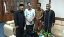 Wakil Bupati Pasaman Jadi Nara Sumber Acara PKMB di Politeknik Negeri Padang