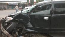 Kereta Api Sibinuang Hantam Avanza di Lubuk Alung, Pengemudi Terancam Pidana
