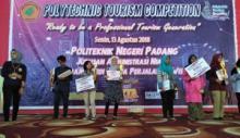 Fakultas Pariwisata UMSB Boyong Dua Gelar Juara di Ajang PTC 2018