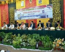 HUT Padang ke-349 adalah Suksesi Menuju Kota Metropolitan yang Maju dan Sejahtera