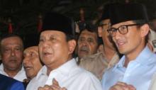 Cerita Amien Rais Ungkap Fakta di Balik Penunjukan Sandiaga Uno Jadi Cawapres Prabowo