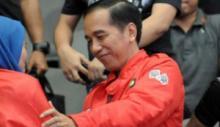 Ditanya Soal Ketua Timses, Begini Jawaban Jokowi