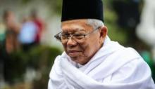 Din Syamsuddin kepada Maruf Amin, Tidak Boleh Ada Rangkap Jabatan di MUI