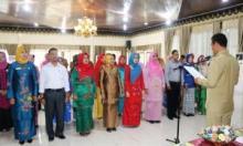 INILAH Susunan Pengurus P2TP2A Puti Gandoriah 2019-2024