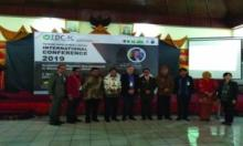 TDC Unand Padang Menggelar International Conference 2019 di Istana Bung Hatta Bukittinggi