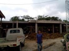 Menunjang Pelayanan Pencarian dan Pertolongan, Gedung Basarnas Mentawai Dibangun