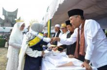 Wujudkan Visi, Pemda Tanah Datar Gelar Kegiatan Waqaf 1.000 Hafiz