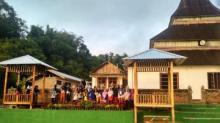 Sambut Wisatawan, Objek Wisata Pincuran Gadang Agam Direnovasi