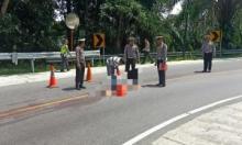 Anggota Polisi Tewas Dilindas Truk Tangki di Jalan Bukit Pulai Pessel