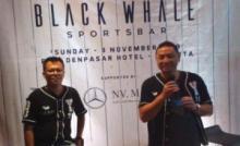 BLACK WHALE SPORTSBAR Tempat Nobar Terbaik di Segitiga Emas Jakarta