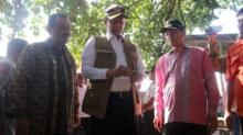 Saat Kunjungi Kota Pariaman, Kepala BNPB Tinjau Tumbuhan Ini