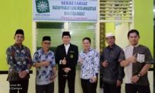 Wasekjen MUI Pusat Amirsyah Kunjungi Masjid Taqwa Muhammadiyah Sumbar, Ini Katanya