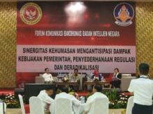 Sukseskan Kebijakan Pemerintah, BIN Konsolidasikan Humas Kementerian dan Lembaga Negara