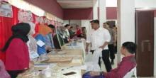 Job Fair di Dharmasraya Banyak Dikunjungi Pencaker