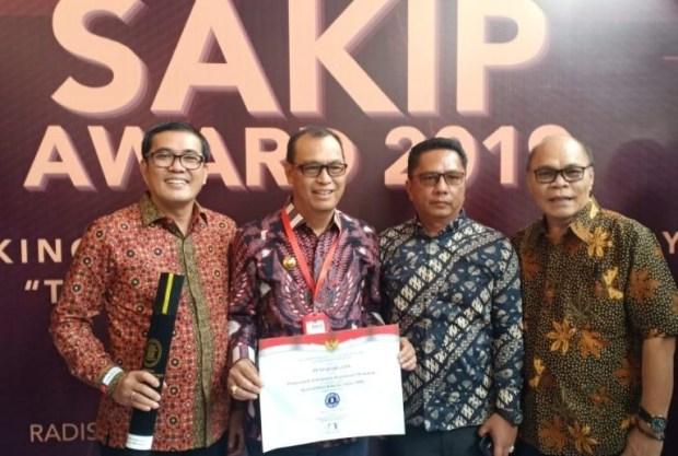 Evaluasi SAKIP, Kabupaten Mentawai Peroleh Predikat B dari Kementrian PAN-RB