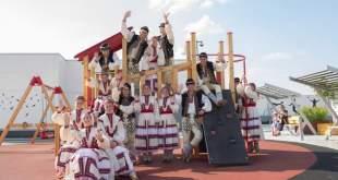 """folkloro festivalis """"Saulės žiedas"""""""