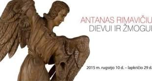 Antano Rimavičiaus paroda