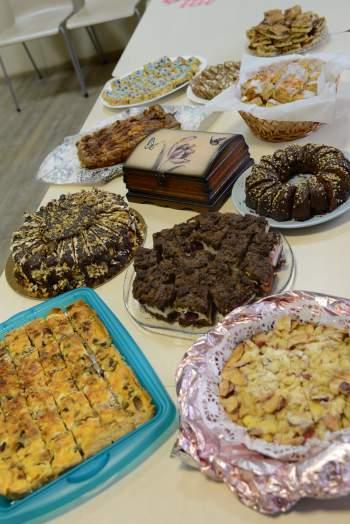 Pyragų dieną