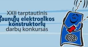 XXII tarptautinis jaunųjų elektronikos konstruktorių darbų konkursas