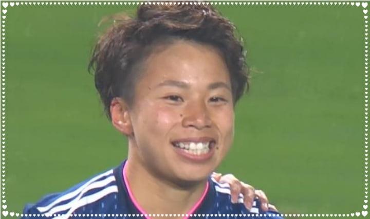tanakamina,nadesiko,soccer