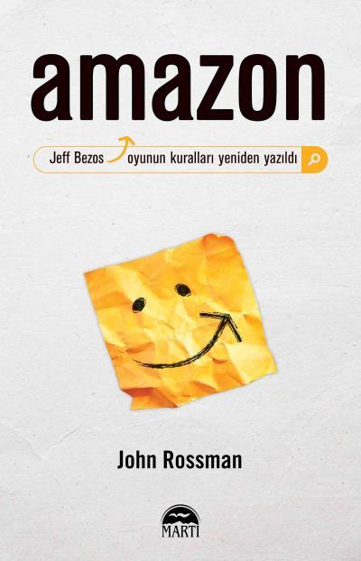 Amazon, John Rossman
