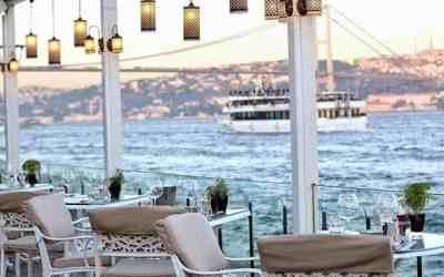 Çırağan Bosphorus Grill Yaza Merhaba