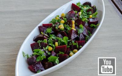 Pancar Salatası (Videolu)