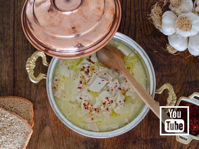 İşkembe Çorbası Tarifi
