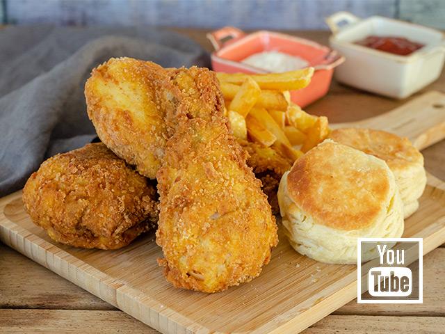 Evde Çıtır KFC Tavuğu Nasıl Yapılır?
