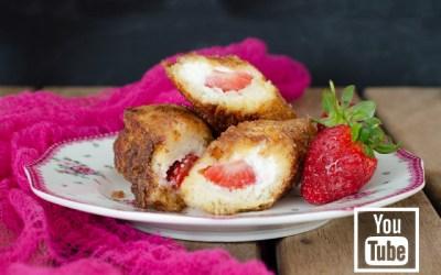 Meyveli Tost Ekmeği Tatlısı