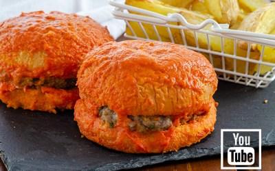 Islak Hamburger Tarifi (ev yapımı ıslak hamburger)