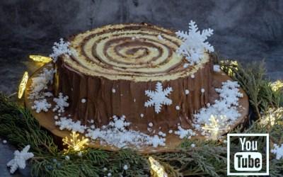 Spiral Kütük Pasta Tarifi