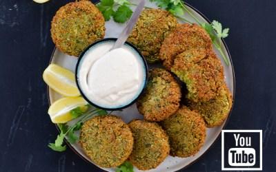 Falafel Tarifi (Nohut Köftesi)