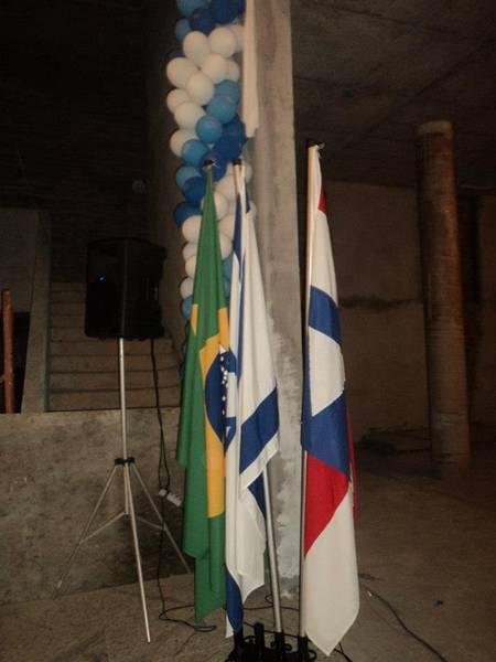 Preparação para Festa de Yom Hatzmaut na Nova SIB (8)