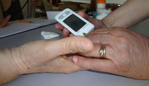 mjerenje tlaka baldekin 2A