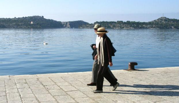 turisti setnja riva subota