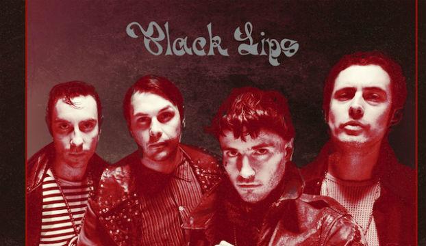 black - lips